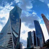 Сити. :: Александр Бабаев