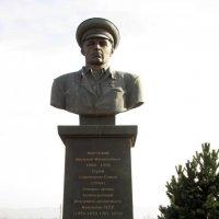 Памятник Командующему ВДВ Маргелову В.Ф. :: Андрей Л.