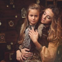 Самый дорогой и близкий человек в жизни каждого - это мама :: Татьяна Семёнова