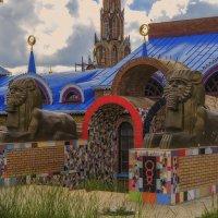 Вход в храм :: Сергей Цветков