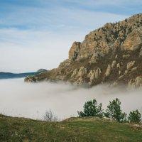 Река в долине привидений (Крым г. Демерджи) :: Вадим Козаков