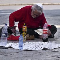 А без Coca Cola и не туды и не сюды... :: Shmual Hava Retro