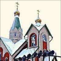 Североморский Храм :: Кай-8 (Ярослав) Забелин