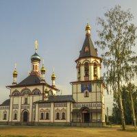 Знаменская церковь :: Сергей Цветков