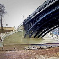 мост Коцебу :: Александр Корчемный
