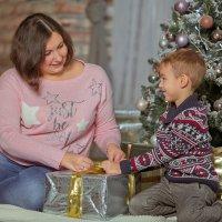 Новогодняя сказка Алексея и Инны :: Кристина Беляева