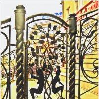 Прогулка по Ижевску - Магазин Адам и Ева (улица Пушкинская 226) :: muh5257