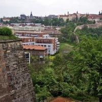 Прага, вид с Вышеграда :: Ольга Маркова