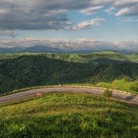 На перевале Гум-Баши :: Аnatoly Gaponenko