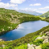 "Первое ""Аркасарское озеро"" :: Диана"