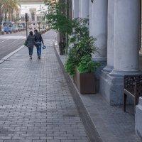 Одни в городе :: Светлана marokkanka