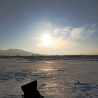 Зимняя рыбалка :: Дарья Бурмистрова