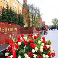 Аллея Городов-героев и городов воинской славы. :: Иван