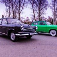 ГАЗ 1957 и 1961 года :: Евгений Ковальчук