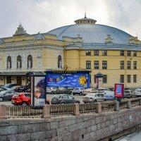 Цирк на Фонтанке :: Сергей Карачин