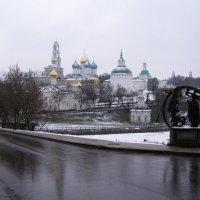 Свято-Троицкая Сергиева Лавра :: Анна Воробьева