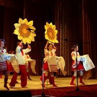 Фестиваль украинской культуры в  городе Шахты :: Владимир Болдырев