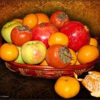 Люблю я фрукты! :: °•●Елена●•° Аникина♀