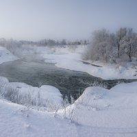 Зимы прекрасные мгновения. :: Анатолий 71
