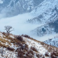 Перемена погоды в горах :: Горный турист Иван Иванов