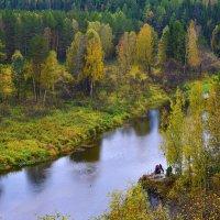 В природном парке Оленьи ручьи. :: Наталья