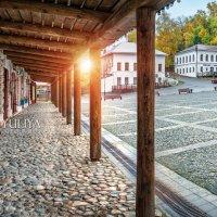 Торговые ряды в Плёсе :: Юлия Батурина
