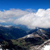 Здесь живут облака. :: tatiana