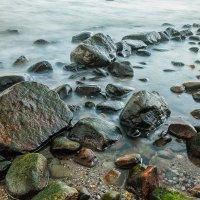 Купание камней :: Владимир Самсонов