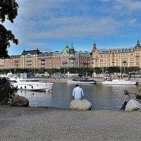 Стокгольм набережная Strandvägen :: Swetlana V