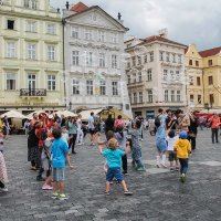 На  Староместской площади :: Светлана Белоусова