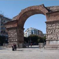 Триумфальная арка Галерия, г.Салоники, Греция. :: Lmark