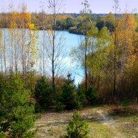 тропинка к озеру :: Александр Прокудин