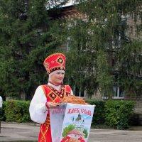 Русское гостеприимство :: Ольга Зубова
