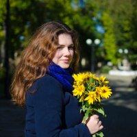 Осенний денек :: Надя Sh