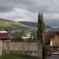 Туапсе, улица и посёлок :: Алексей Коробов
