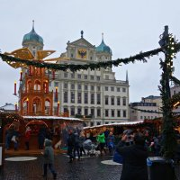 Предрождественский Аугсбург... :: Galina Dzubina
