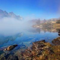 Когда осень в горах, слишком много всего... :: Elena Wymann