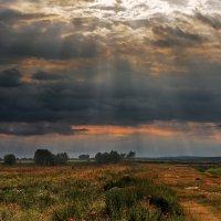 Вечернее небо :: Алекс Исаенко