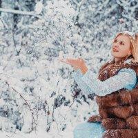 Пришла зима и в Беларусь :: Olga Schejko