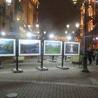Выставка вечером :: Митя Дмитрий Митя