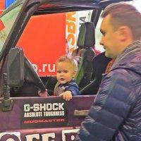 Это моя  машина ,дядя ! :: Виталий Селиванов