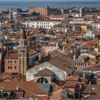 Крыши Венеции :: Виктор Льготин