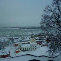 морозно :: Наталья Сазонова