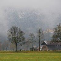 Ранним утром в Альпах :: Николай Танаев