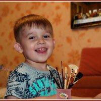 "Я не каляка я ""little Leonardo""... :: Anatol Livtsov"