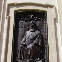 Мемориальная   доска   в   Ивано - Франковске :: Андрей  Васильевич Коляскин
