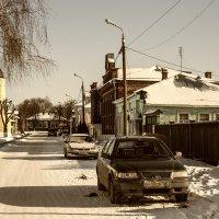 Коломна- старая часть города :: Сергей Кудряшов