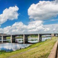 Ново-Волжский мост в Твери :: Юлия Батурина