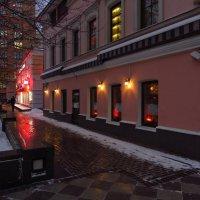 Городские будни :: Андрей Лукьянов