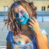 фестиваль красок г Новосибирск :: Ant Glazychev